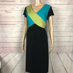 Signature By Robbie Bee Sheath Dress Size 8